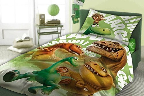 Biancheria Da Letto Disney.Unbekannt Faro Disney The Good Dinosaur Arol E Spot Biancheria Da
