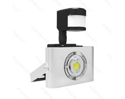 Faro da esterno a Led 10 watt con sensore di movimento LED