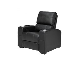 Poltrone Relax Befara.Poltrona Relax Hollywood Nero Poltrone Relax Homelook