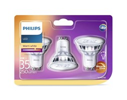 Philips Lampadine LED Faretto 3 pz Classic 4 W 250 Lumen 929001363886 LED