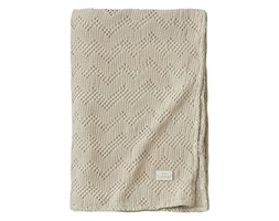 Essix Home Collection Malo Biancheria da Letto Plaid Cotone/Lino 133 x 170 cm Camera da letto Beige