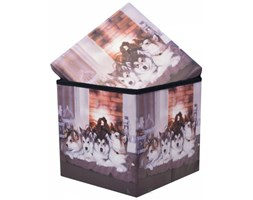 Pouf Contenitore Leroy Merlin Homelook