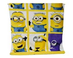 Plaid in pile minion puzzle cm 100x150