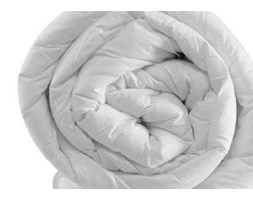 Essix Home Collection Couette synthétique Yin & Yang - 200x200 cm - Duvet, Bianco